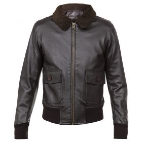 KAMEL LEATHER JACKET
